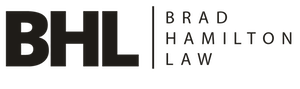 Brad Hamilton Law Sticky Logo
